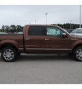 ford f 150 2011 brown plat flex fuel 8 cylinders 2 wheel drive automatic 77388