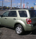 ford escape 2008 green suv xlt gasoline 6 cylinders all whee drive automatic with overdrive 13212