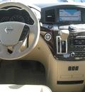 nissan quest 2011 twilight gray van le gasoline 6 cylinders front wheel drive automatic 33884