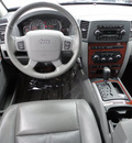 jeep grand cherokee 2005 silver suv limited trail rated 4x4 gasoline 8 cylinders 4 wheel drive automatic with overdrive 60546