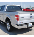 ford f 150 2011 ingot silver metall xlt gasoline 6 cylinders 2 wheel drive 6 speed automatic 77388
