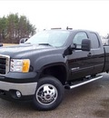 gmc sierra 3500hd 2011 black slt diesel 8 cylinders 4 wheel drive not specified 44024