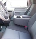 gmc sierra 1500 2011 white work truck flex fuel 8 cylinders 4 wheel drive not specified 44024