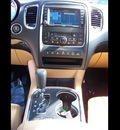 dodge durango 2011 black suv citadel gasoline 8 cylinders all whee drive not specified 44024