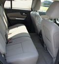 ford edge 2011 kona blue suv se gasoline 6 cylinders front wheel drive 6 speed automatic 76205