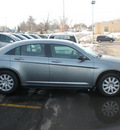 chrysler sebring 2008 gray sedan gasoline 4 cylinders front wheel drive automatic 13212
