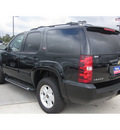 chevrolet tahoe 2011 black suv lt rear camera flex fuel 8 cylinders 2 wheel drive automatic 77090
