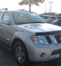 nissan pathfinder 2011 silver suv s l v gasoline 6 cylinders 2 wheel drive automatic 33884