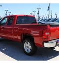 chevrolet silverado 1500 2011 red pickup truck ls flex fuel 8 cylinders 2 wheel drive automatic 77090