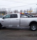 ram ram pickup 3500 2011 silver diesel 6 cylinders 4 wheel drive not specified 44024