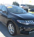 nissan murano 2010 black suv le gasoline 6 cylinders front wheel drive automatic 33884