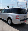 ford flex 2010 silver suv sel awd gasoline 6 cylinders all whee drive automatic 55321