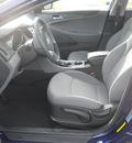 hyundai sonata 2011 blue sedan gls gasoline 4 cylinders front wheel drive automatic 99208