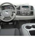 chevrolet silverado 1500 2011 black work truck flex fuel 8 cylinders 2 wheel drive automatic 77090