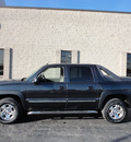 chevrolet avalanche 2005 black 1500 lt 4x4 flex fuel 8 cylinders 4 wheel drive automatic with overdrive 60546
