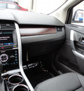 ford edge 2011 silver limited gasoline 6 cylinders front wheel drive automatic with overdrive 60546