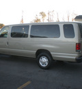 ford e 350 2007 gold van super duty gasoline 8 cylinders rear wheel drive automatic with overdrive 13212