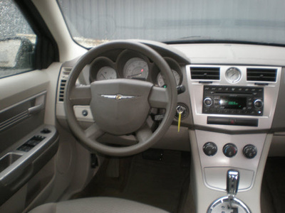 chrysler sebring 2008 tan sedan lx gasoline 4 cylinders front wheel drive automatic 13212