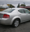 dodge avenger 2008 gray sedan se gasoline 4 cylinders front wheel drive automatic 13212