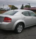 dodge avenger 2008 gray sedan se gasoline 4 cylinders front wheel drive automatic 13212
