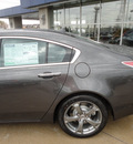 acura tl 2011 grigio sedan tech 18 inch wheels gasoline 6 cylinders front wheel drive automatic with overdrive 60462