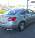suzuki kizashi 2011 platinum silver sedan se gasoline 4 cylinders all whee drive automatic 99208