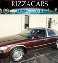 mercury grand marquis 2001 dk  brown sedan ls gasoline 8 cylinders rear wheel drive automatic with overdrive 60546