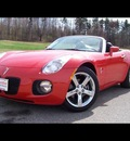 pontiac solstice 2008 orange gxp gasoline 4 cylinders rear wheel drive automatic 44024