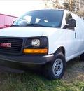 gmc savana cargo 2010 white van 2500 flex fuel 8 cylinders 2 wheel drive automatic 44024