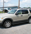 ford explorer 2006 tan suv xlt gasoline 6 cylinders 4 wheel drive automatic with overdrive 13212