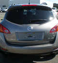 nissan murano 2009 gray suv gasoline 6 cylinders all whee drive automatic 13502
