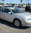 chrysler sebring 2010 silver sedan limited gasoline 4 cylinders front wheel drive automatic 13502