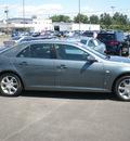 cadillac sts 2006 blue sedan gasoline 8 cylinders automatic 13502