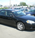 chevrolet impala 2008 black sedan lt gasoline 6 cylinders front wheel drive automatic 13502