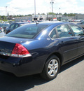 chevrolet impala 2008 blue sedan ls gasoline 6 cylinders front wheel drive automatic 13502