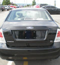 ford fusion 2007 black sedan se gasoline 4 cylinders front wheel drive automatic 13502
