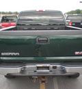 gmc 1500 sierra 2006 green gasoline 8 cylinders 4 wheel drive automatic 13502