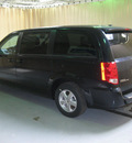 dodge grand caravan 2011 blackberry van mainstreet flex fuel 6 cylinders front wheel drive automatic 44883