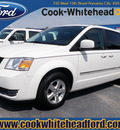 dodge grand caravan 2008 white van sxt gasoline 6 cylinders front wheel drive automatic 32401