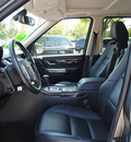 land rover range rover sport 2009 dk  gray suv supercharged gasoline 8 cylinders 4 wheel drive shiftable automatic 27511