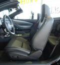 chevrolet camaro convertible 2011 black lt gasoline 6 cylinders rear wheel drive automatic 60007