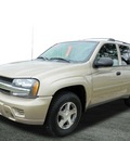 chevrolet trailblazer 2006 gold suv ls gasoline 6 cylinders 4 wheel drive automatic 14224