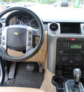 land rover lr3 2008 silver suv se gasoline 8 cylinders 4 wheel drive automatic 27511