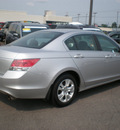 honda accord 2008 silver sedan lx p gasoline 4 cylinders front wheel drive automatic 13502