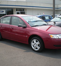 saturn ion 2 2007 maroon sedan gasoline 4 cylinders front wheel drive automatic 13502
