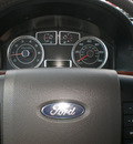 ford taurus 2008 gray sedan sel gasoline 6 cylinders front wheel drive automatic with overdrive 13502