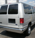 ford e 350 2006 silver van super duty gasoline 8 cylinders rear wheel drive automatic with overdrive 13502