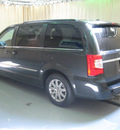 chrysler town and country 2011 charcoal van touring l flex fuel 6 cylinders front wheel drive automatic 44883