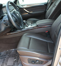 bmw x5 2008 lt  brown suv 4 8i gasoline 8 cylinders all whee drive automatic 27616