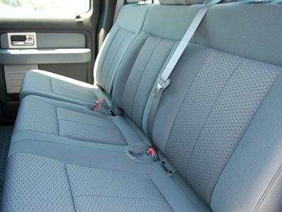 ford f 150 2011 black xl flex fuel 8 cylinders 2 wheel drive automatic 46168